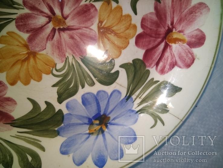 Тарелка колекционная Польща, фото №4