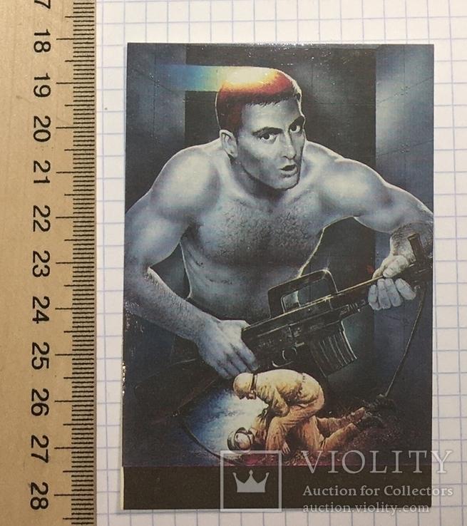 4 календарика, плакаты к фильмам, 1991 / плакати до фільмів, фото №7