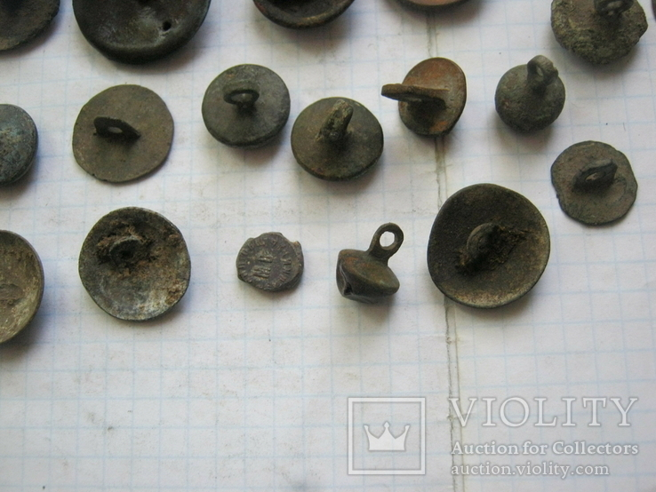 Старые пуговицы, фото №11