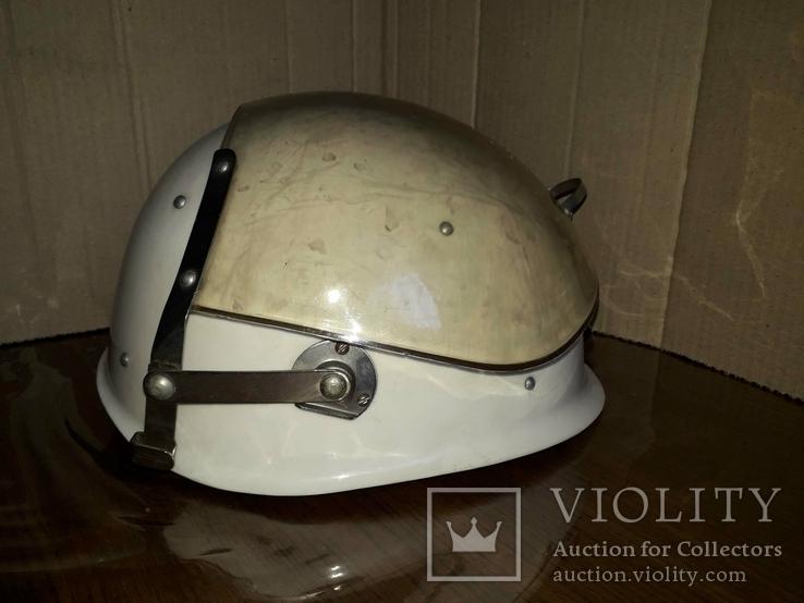 Каска , шлем пожарника СССР, фото №2