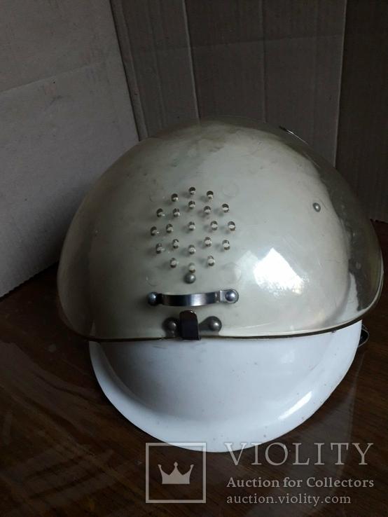Каска , шлем пожарника СССР, фото №7