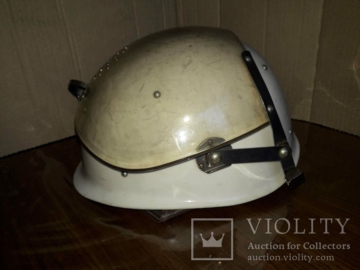 Каска , шлем пожарника СССР, фото №8