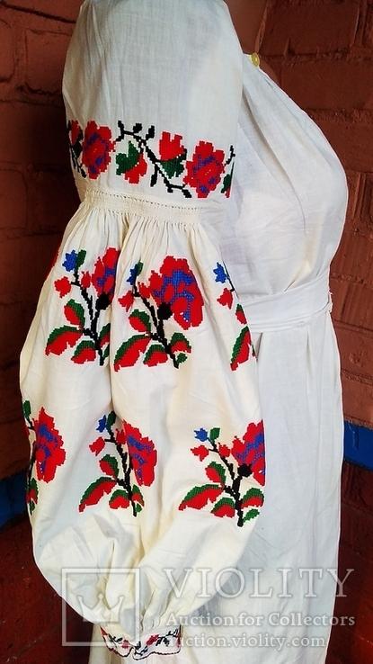 Старинная вышиванка Сумщина, фото №3
