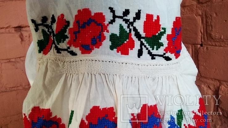 Старинная вышиванка Сумщина, фото №5