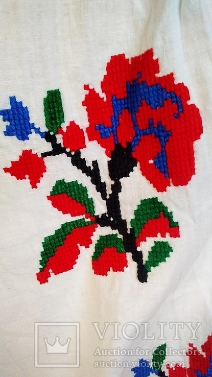 Старинная вышиванка Сумщина, фото №6