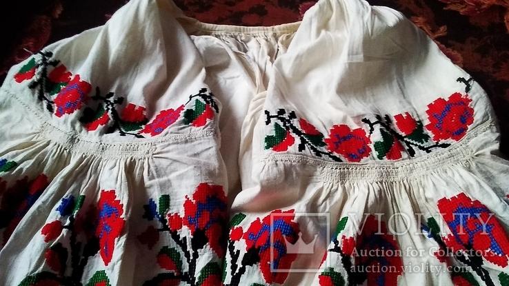 Старинная вышиванка Сумщина, фото №7