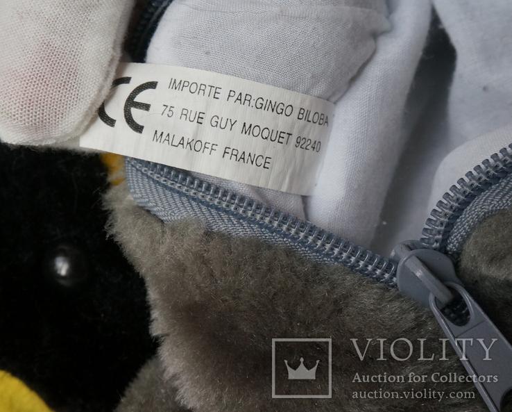 Рюкзачок-пингвинчик для самых маленьких, фото №11
