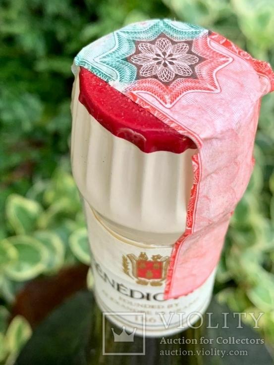 Liquor Benedictine DOM 1990s, фото №3