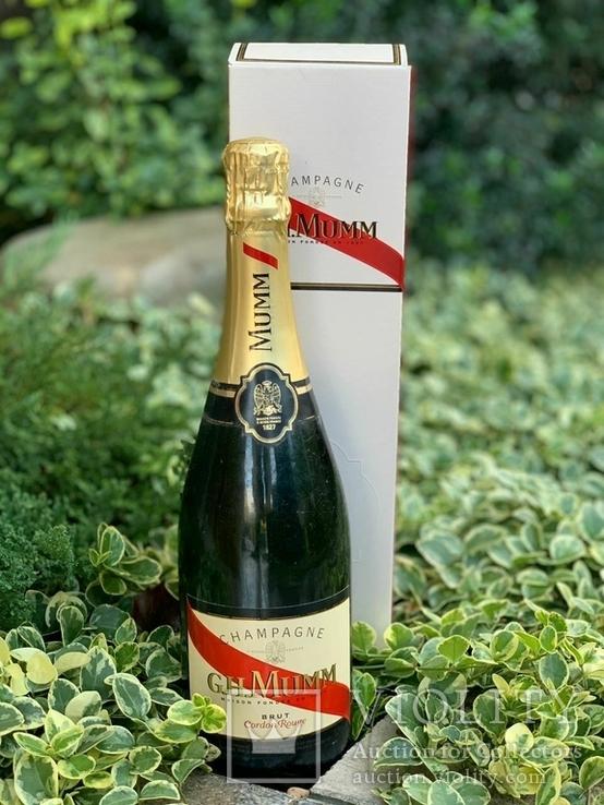 Champagne G.H.Mumm, фото №2