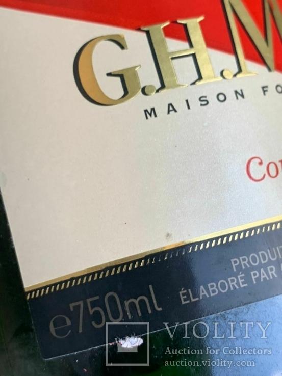 Champagne G.H.Mumm, фото №3