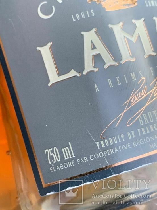 Champagne Lamar, фото №3