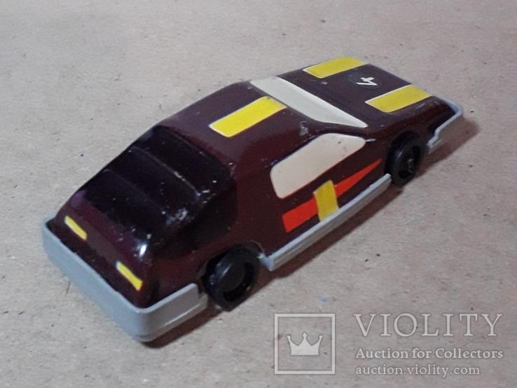 Машинка СССР гонка 4, фото №4