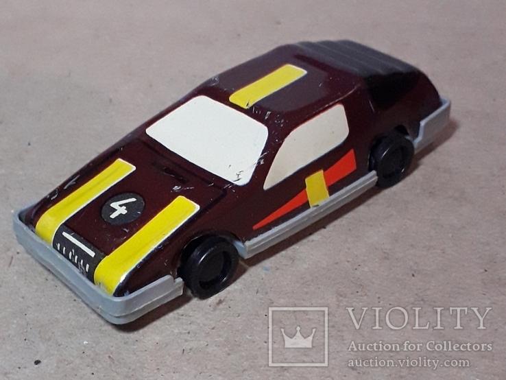 Машинка СССР гонка 4, фото №2