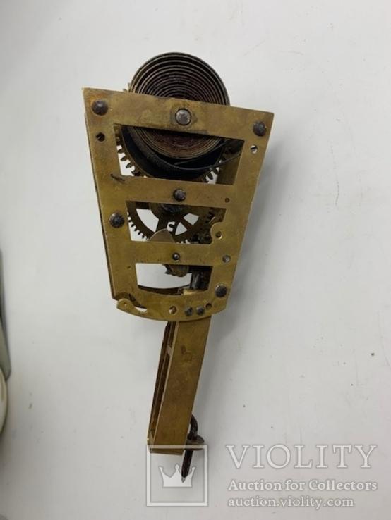 Старинный механический гравер., фото №6