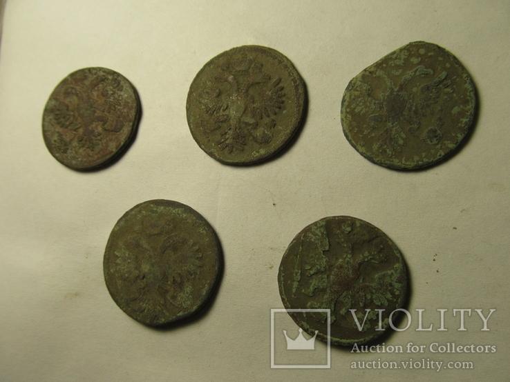 Деньга, 5 шт. (кошель), фото №9