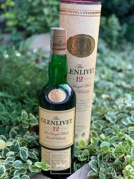 Whisky The Glenlivet 12 Years Old 1990s