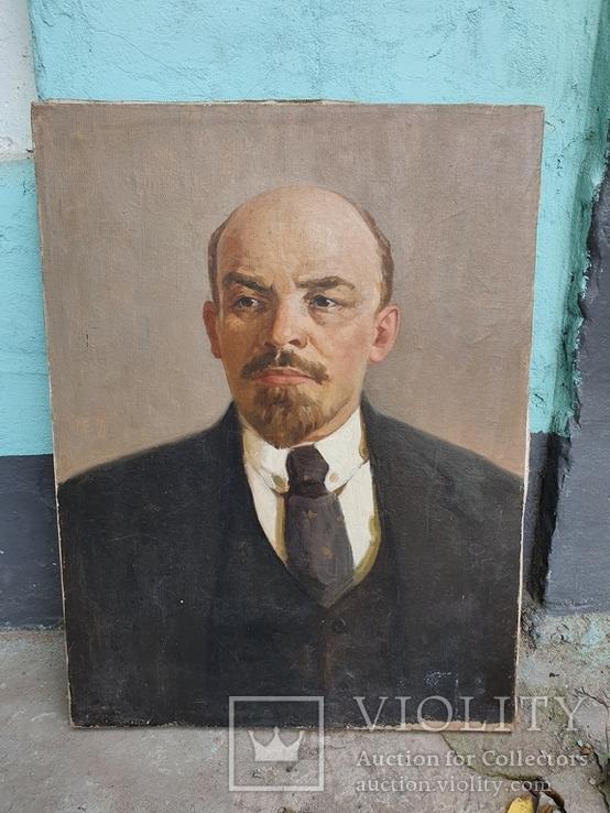 Портрет Ленина, фото №2