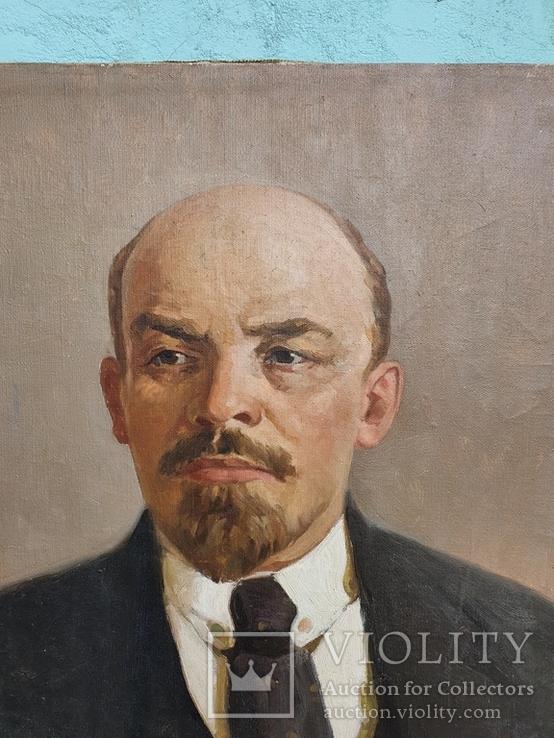 Портрет Ленина, фото №3