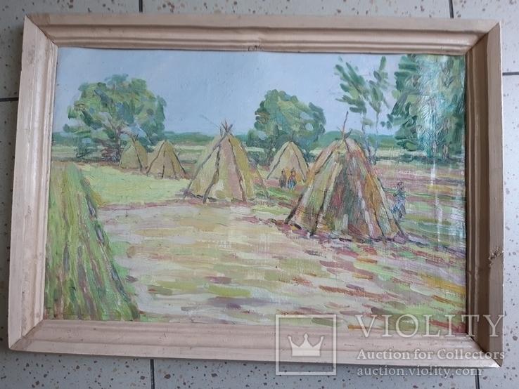 Картина , художник Опанасюк, фото №2