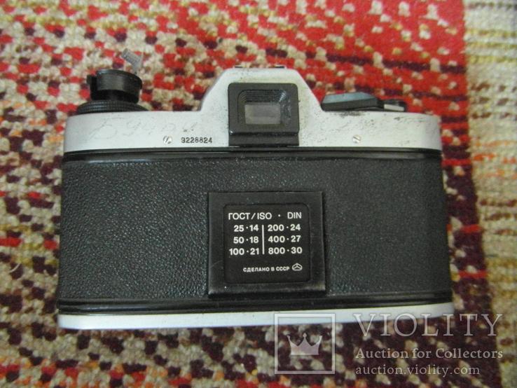 Фотоаппарат Киев 19.без объектива на запчасти, фото №7