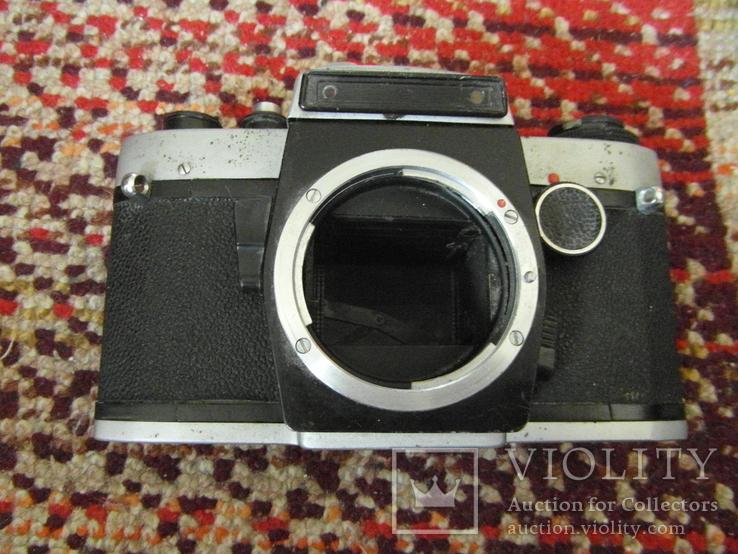 Фотоаппарат Киев 19.без объектива на запчасти, фото №10