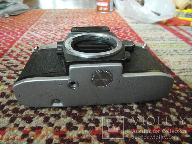 Фотоаппарат Киев 19.без объектива на запчасти, фото №11