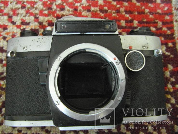 Фотоаппарат Киев 19.без объектива на запчасти, фото №2