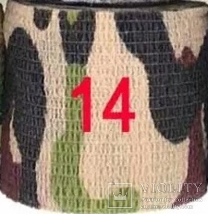 Камуфляжная лента № 14, фото №2