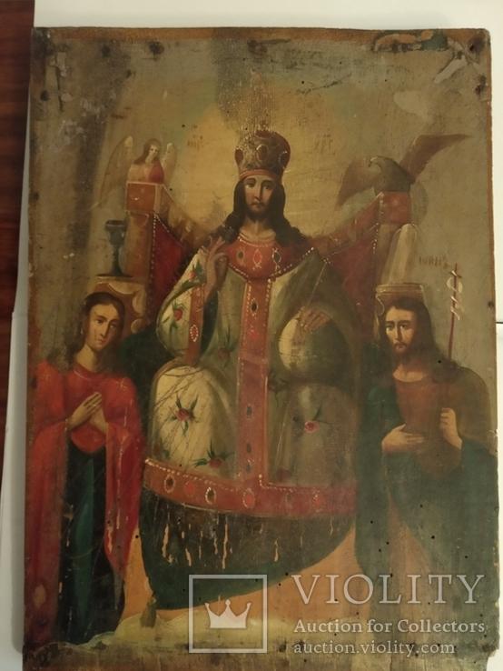 Икона Царь Славы, фото №2