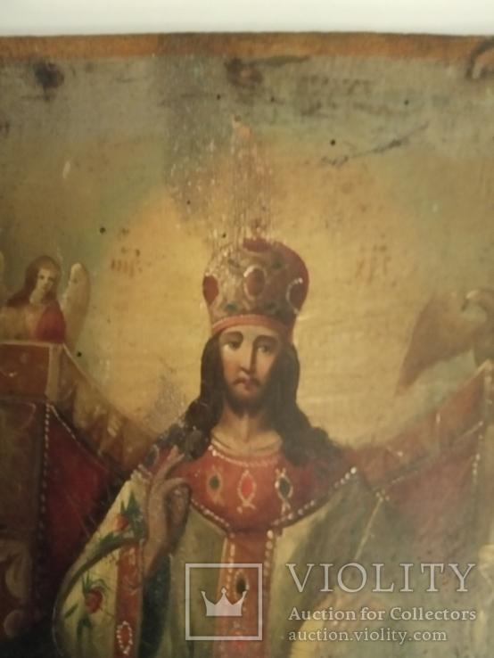 Икона Царь Славы, фото №3