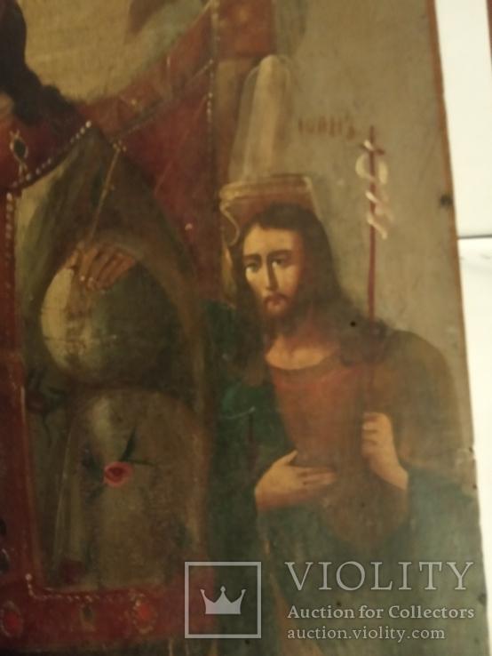 Икона Царь Славы, фото №4