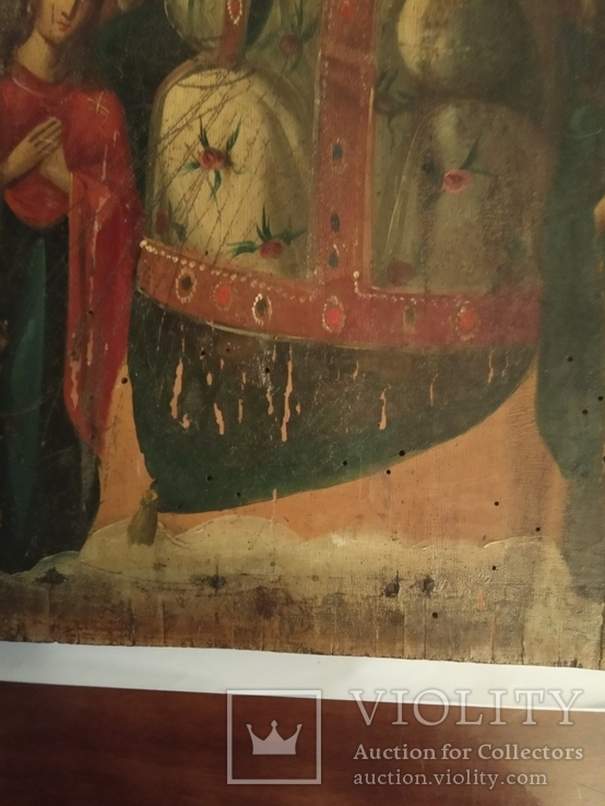 Икона Царь Славы, фото №6