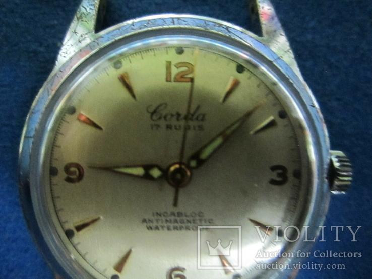 Часы Corda(Eta 1100)., фото №3