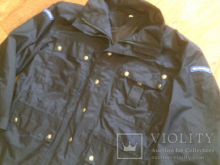 Комплект securitas (куртка,кофта,футболка) разм.L, фото №6