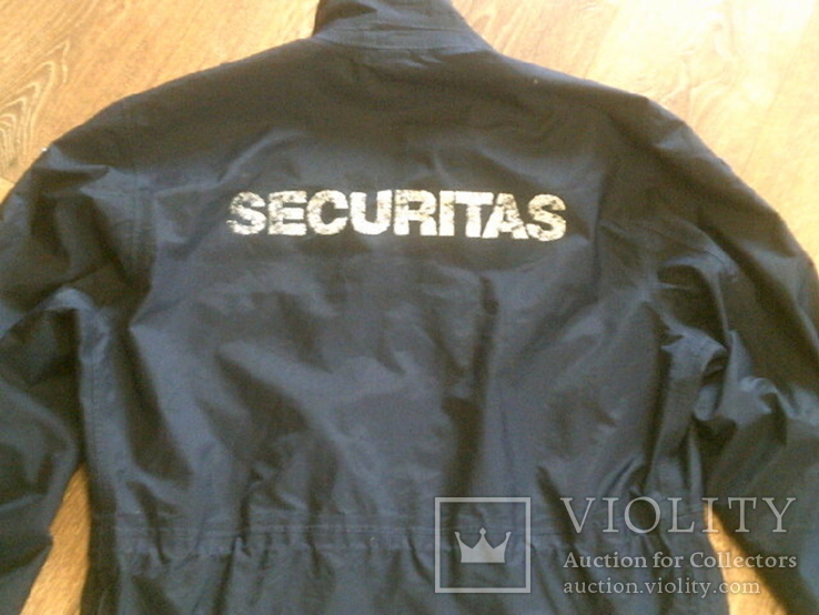 Комплект securitas (куртка,кофта,футболка) разм.L, фото №8