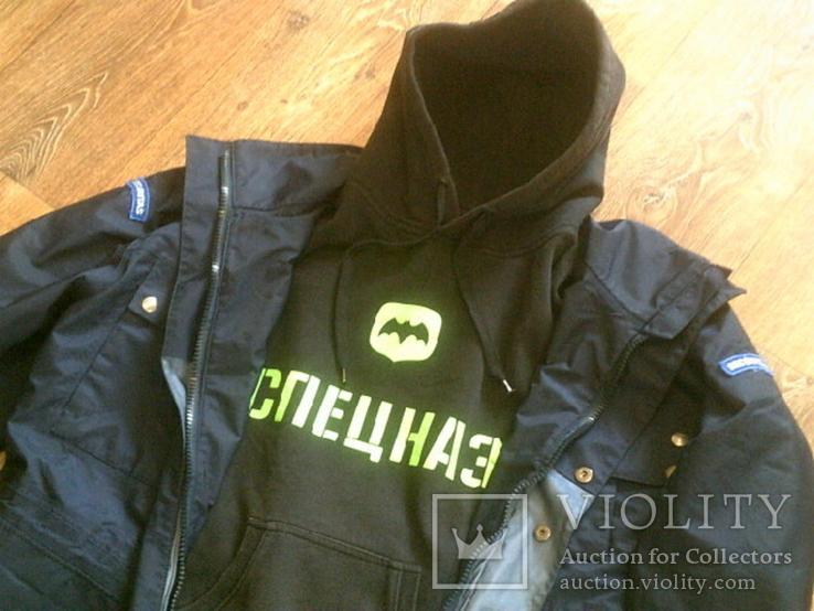 Комплект securitas (куртка,кофта,футболка) разм.L, фото №13