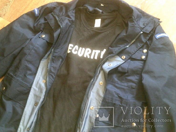 Комплект securitas (куртка,кофта,футболка) разм.L, фото №2