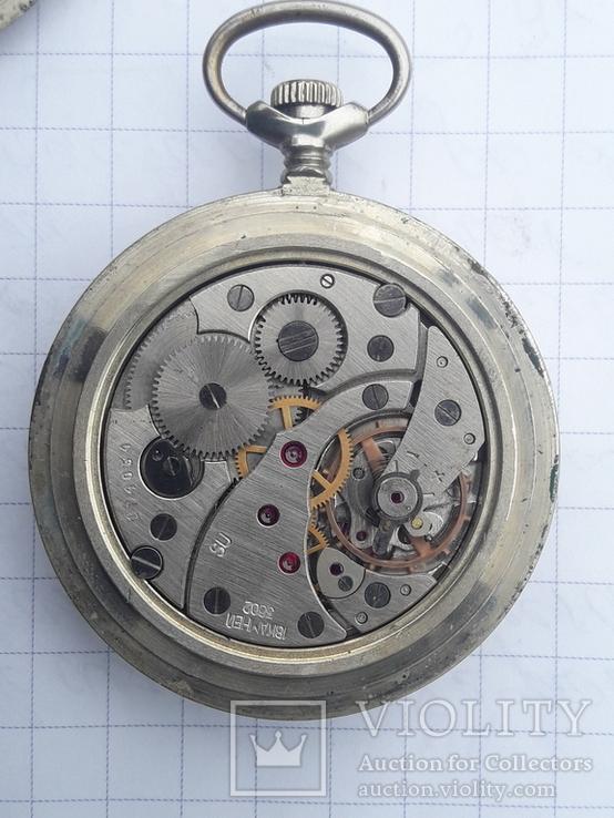Часы Молния-олимпийские игры 1980г, фото №3
