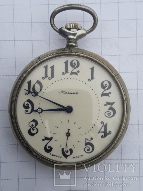 Часы Молния-олимпийские игры 1980г, фото №2