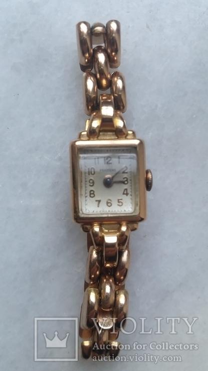 Годинник наручний з браслетом, фото №4