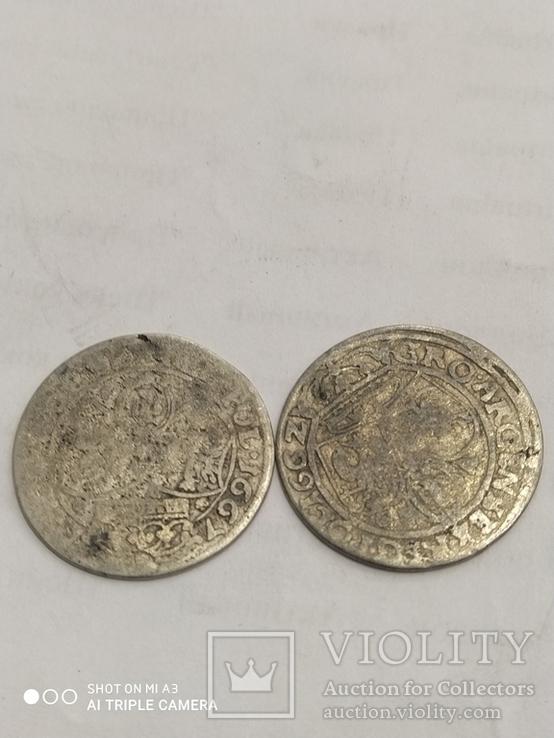 Орт (18 грошей) 1754 Август 3 + ПОДАРОК, фото №8
