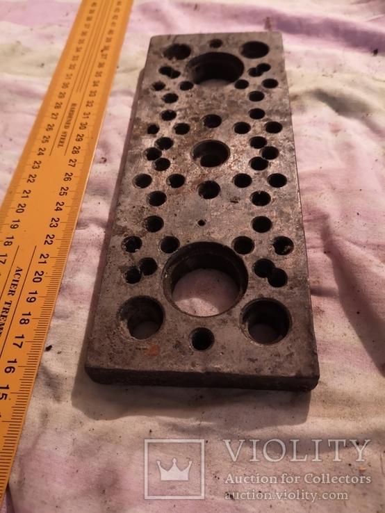 Металичсекая запчасть деталь инструмент для ремонта часов часовщика, фото №4