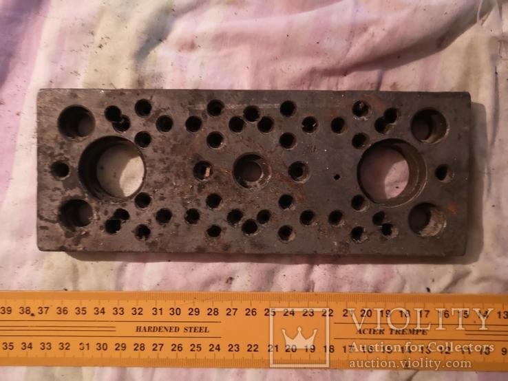 Металичсекая запчасть деталь инструмент для ремонта часов часовщика, фото №6