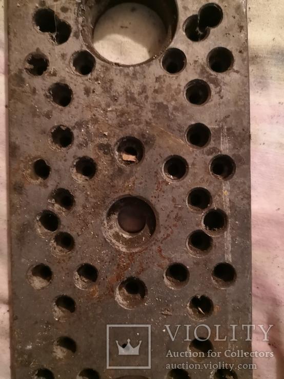 Металичсекая запчасть деталь инструмент для ремонта часов часовщика, фото №9