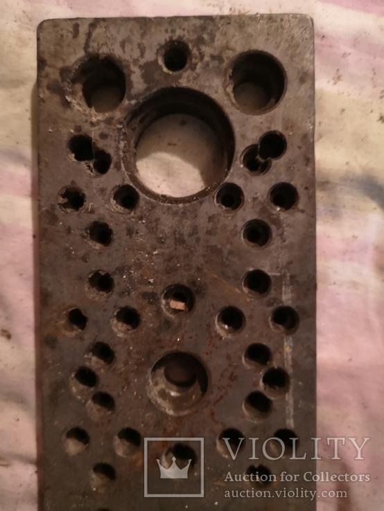 Металичсекая запчасть деталь инструмент для ремонта часов часовщика, фото №10