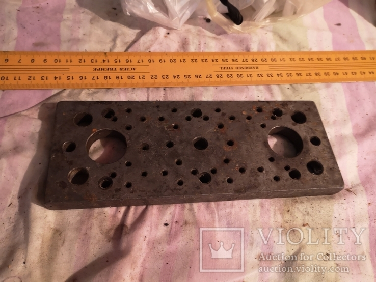 Металичсекая запчасть деталь инструмент для ремонта часов часовщика, фото №11