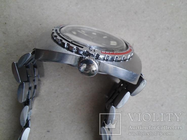 Часы Восток Амфибия механические на родном браслете, фото №4