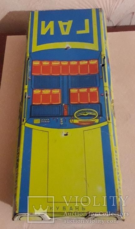 Машинка Милиция ГАИ Кубань 39 см Жесть., фото №8
