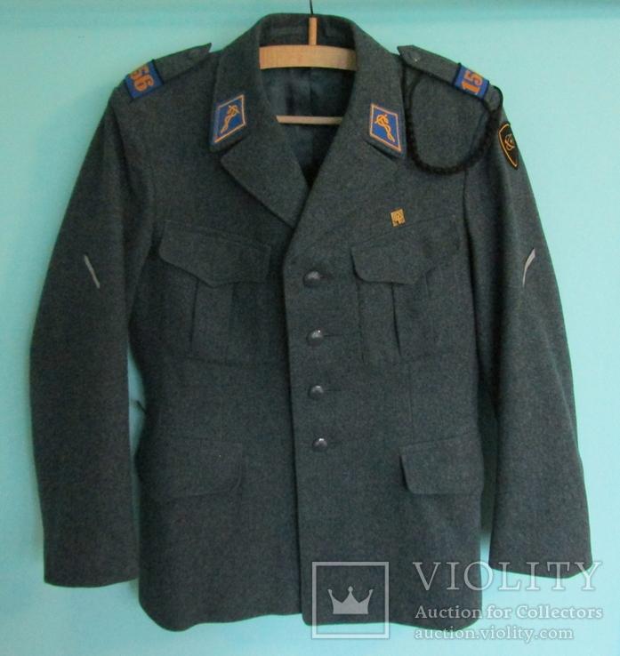 Форма військового (кітель+штани) Швейцарія., фото №2