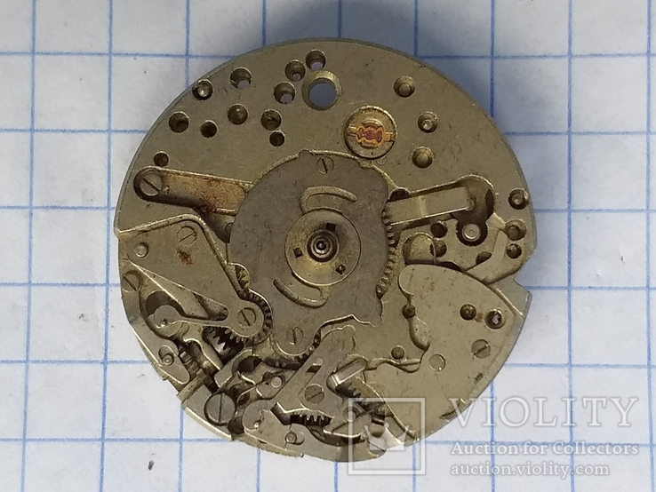 Механизм часов лот нл 25.10.05, фото №3